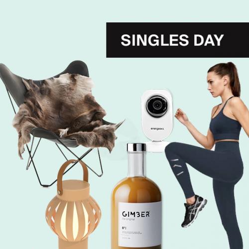Singles' Day | Verwöhne dich selbst mit tollem Design
