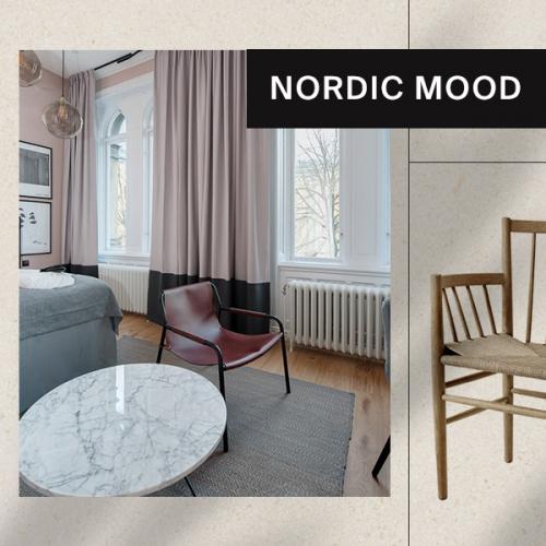 Nordisches Feeling | Schaffe eine skandinavische Atmosphäre