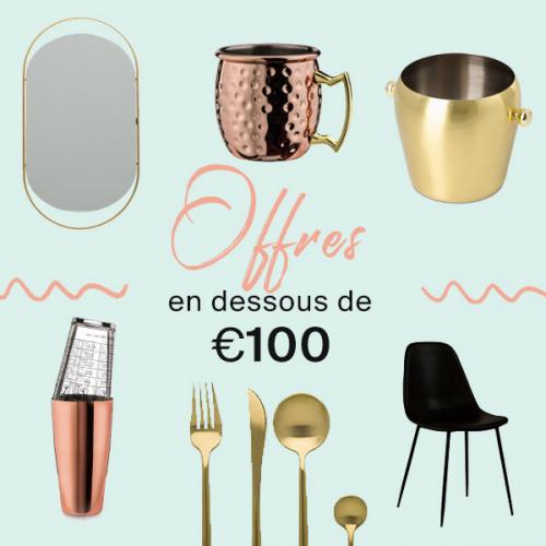Nos petits prix   Offres en dessous de 100€
