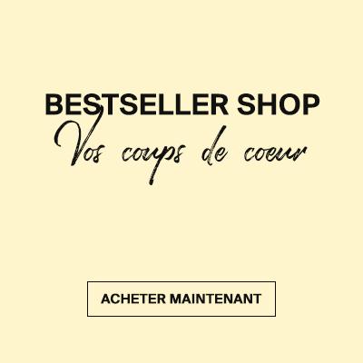 Bestseller Shop | Vos coups de cœur