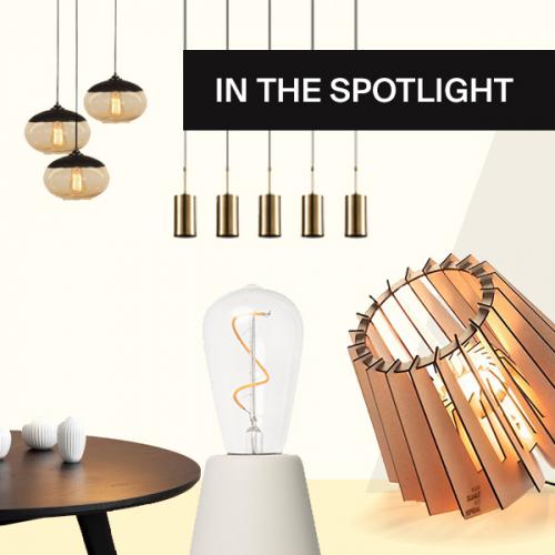 Dezente Lichtakzente | Lampen & Leuchten in vielen Designs