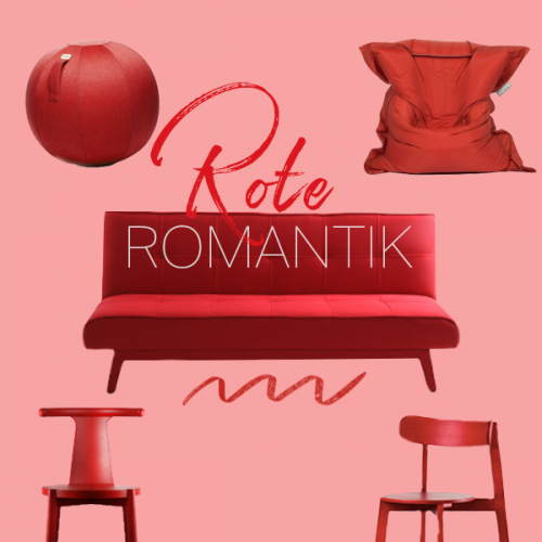 Rote Romantik | Fifty Shades of Red