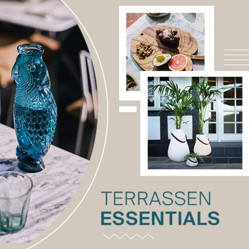 Terrassen Essentials | Alles für die Terrasse