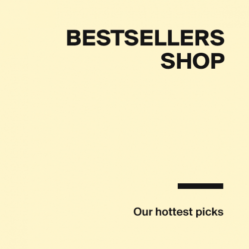 The Bestsellers Shop | Our hottest picks