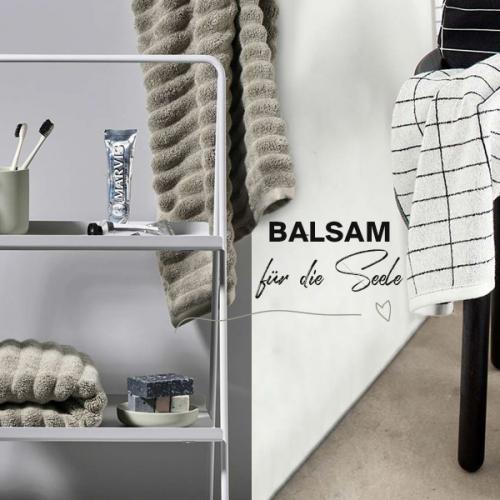 Balsam für die Seele | Alles was du zum Relaxen brauchst