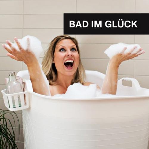 Bad im Glück | Gönne dir eine Auszeit im Badezimmer