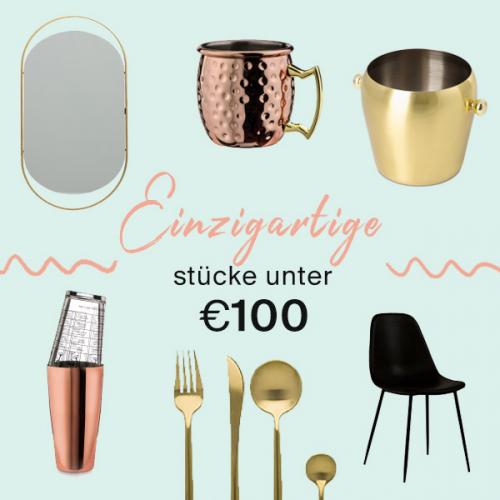 Design für alle | Alles unter € 100