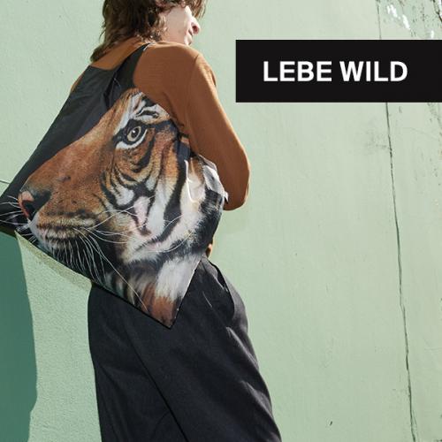 Lebe wild | Von der Wildnis inspirierte Fundstücke