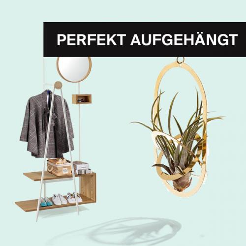 Perfekt aufgehängt | Accessoires, Hängelösungen & mehr