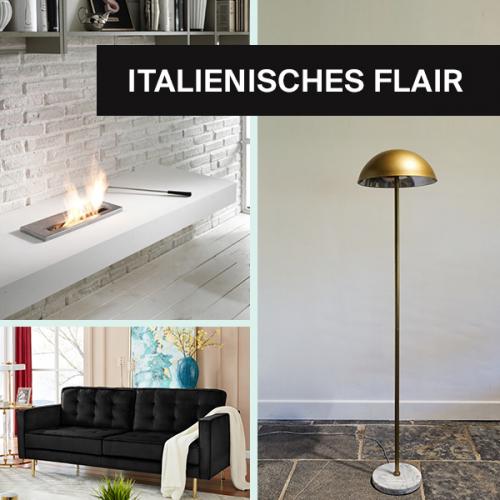 Italienisches Flair | Einrichtung auf italienische Art