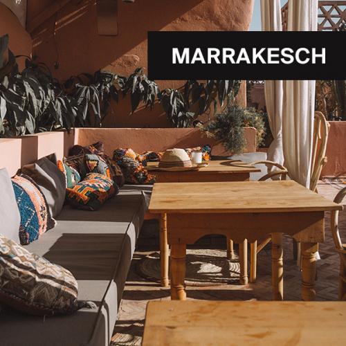 Marrakesch Strömung | Marokkanisches Design in dein Zuhause bringen