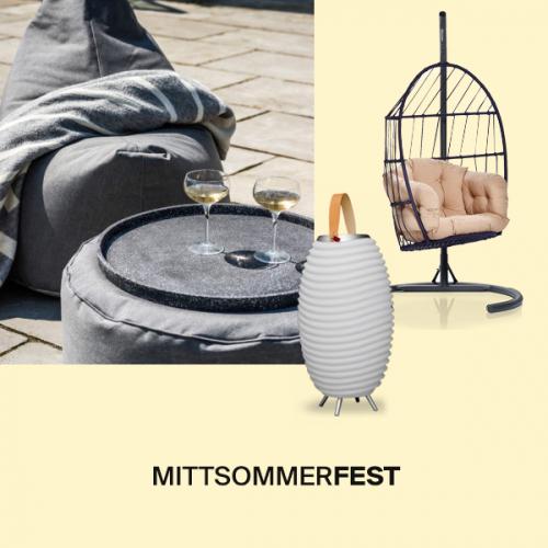 Midsummer-Party | Design für unvergessliche Nächte