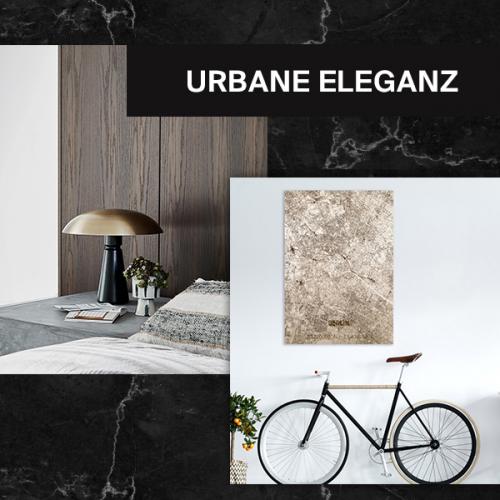 Urbane Eleganz | Einfach schicke Designereinrichtung
