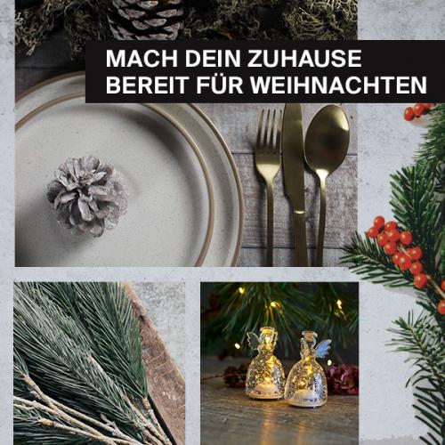 Weihnachts-Essentials | Mach dein Zuhause bereit für Weihnachten