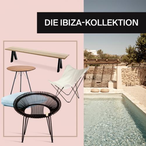 Die Ibiza-Kollektion | Entspannter & unkonventioneller Geist