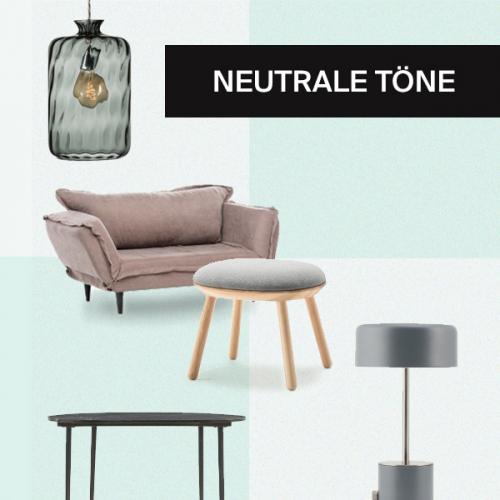 Neutrale Farbtöne | Dekoration in den elegantesten Schattierungen