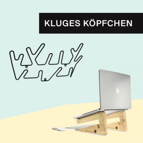 Kluges Köpfchen | Clevere Gadgets für drinnen & draußen