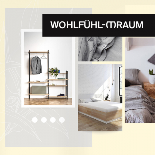 Wohlfühl-(T)raum | Schöne Schlafzimmer