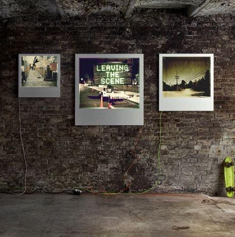Polaboy | Illuminated photographic art