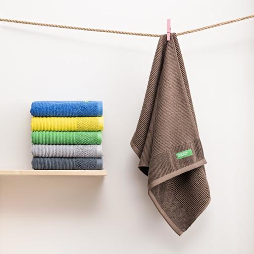 United Colors of Benetton   Weich, gemütlich & bunt: Umweltschonende Textilien