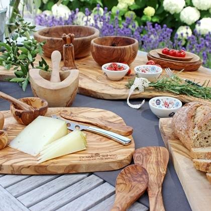 Bowls & Dishes | Wooden tapas boards