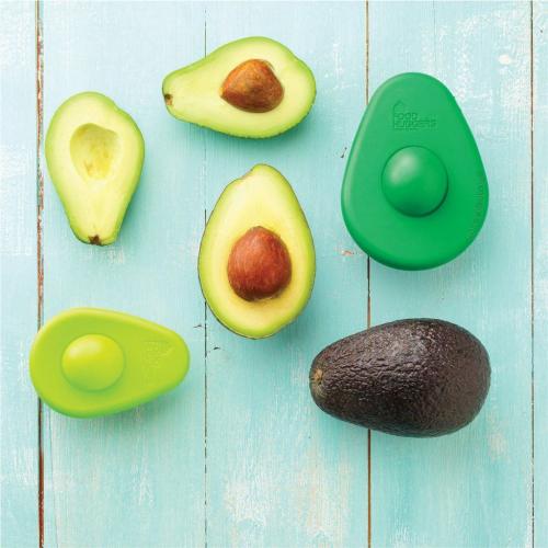Food Huggers | Frisch & knackig: Silikondeckel für deine Avocado