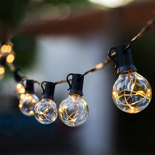 Lichterketten | Leuchtende Highlights für laue Abende im Freien