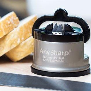 Any Sharp | World's Best Knife Sharpener