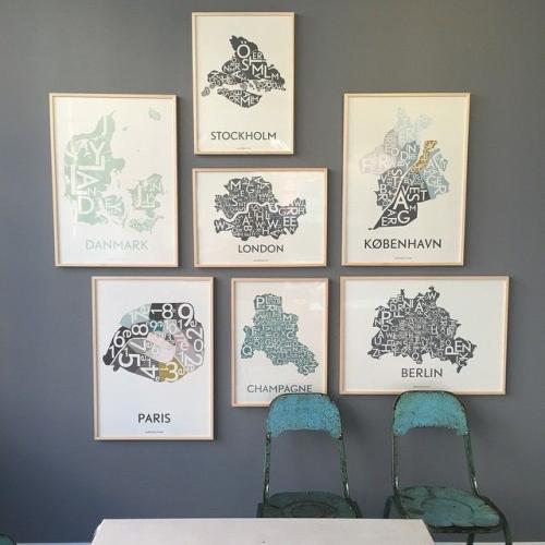 Kortkartellet | Artistic Geography