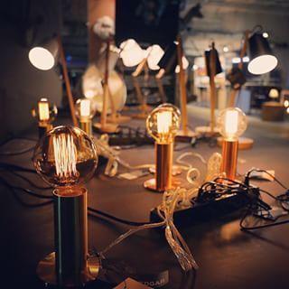 EDGAR Home   Straightforward Table Lamps