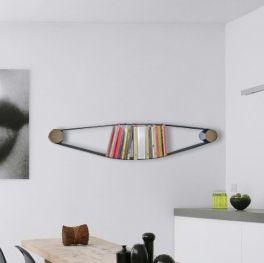 Arianna Vivenzio | Bendable Bookcases
