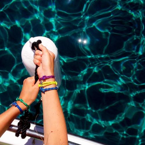 Balumina | Stylish Sailor Bracelets