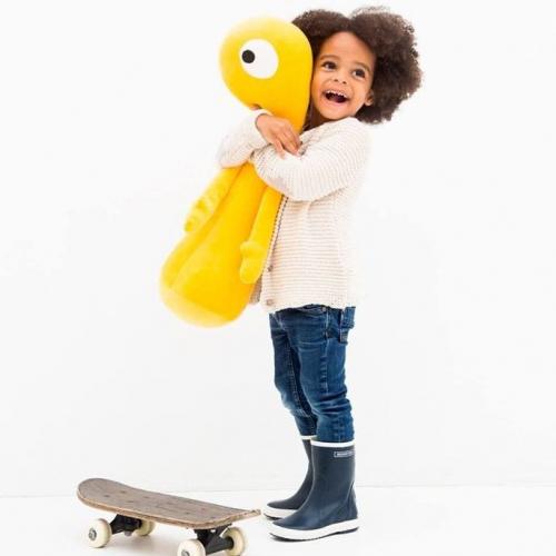 Olli + Jeujeu | Adorable Little Smarty-pants