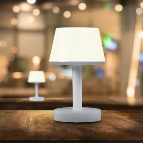 Lifa Living | LED-Tischleuchte mit Bleutooth-Lautsprecher