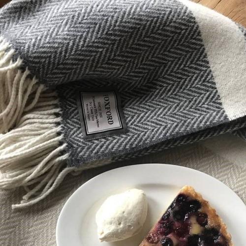 Foxford | Beautiful Woven Blankets