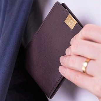 Dun Wallet | The World's Thinnest Billfold