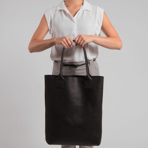 SPRDLX | Leder Einkaufstaschen