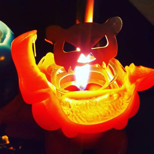 Skeleton Candles | Adorable Creepy
