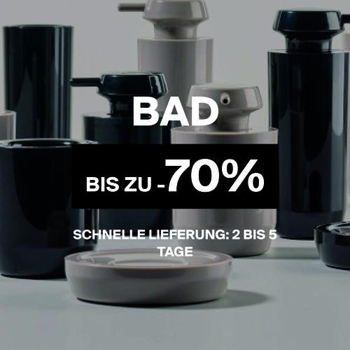 Badaccessoires | Bis zu -70%