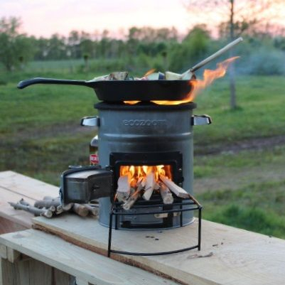 Ecozoom | Old-Fashioned Outdoor Cooking