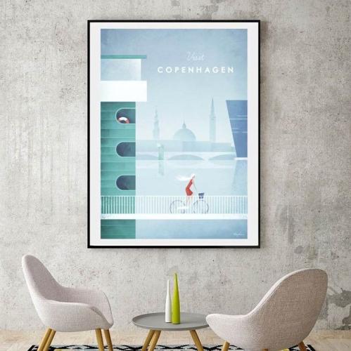 Minimal x Mill | Vintage Posters