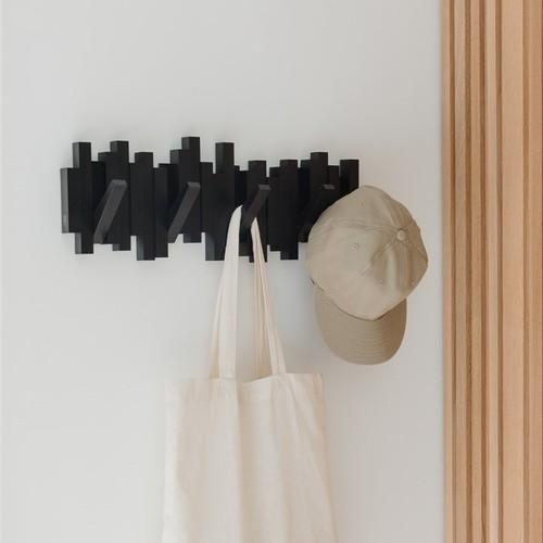 Umbra | Praktisch & wandelbar: Flexible Garderobenhaken