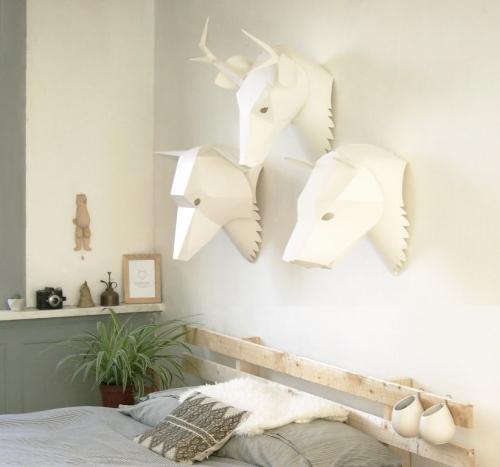 Soroche de los Andes | Paper Folding Animals