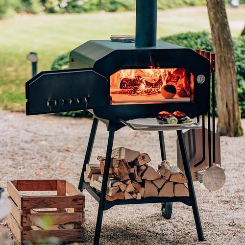 Vonken | Holzbefeuerte Öfen zum Grillen im Freien, zum Backen von Pizza und vielem mehr