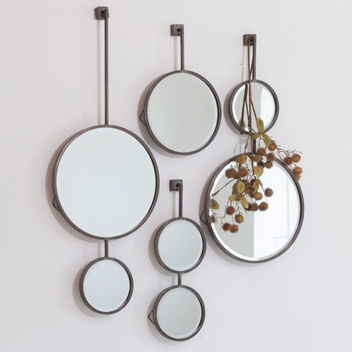 BePureHome   Mirror chains for a brilliant composition on your wall