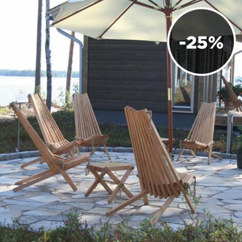 Ecofurn | Natural Nordic Outdoor Furniture