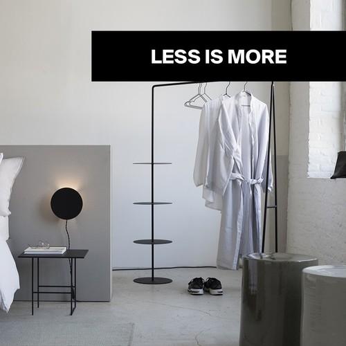 Less Is More   Minimalistische Lifestyle-Artikel