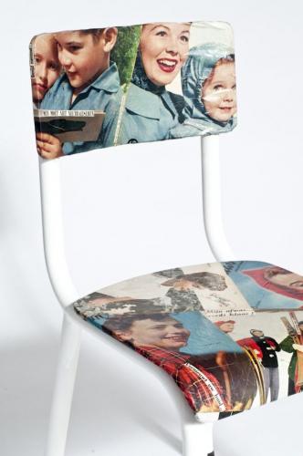 Klein Design by Hanneke van de Kerkhof | Unique Chairs