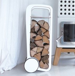Fleimio | Design Wood Trolley