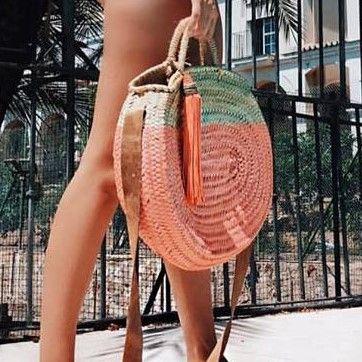 Stella Rittwagen | Natural Market & Beach Baskets